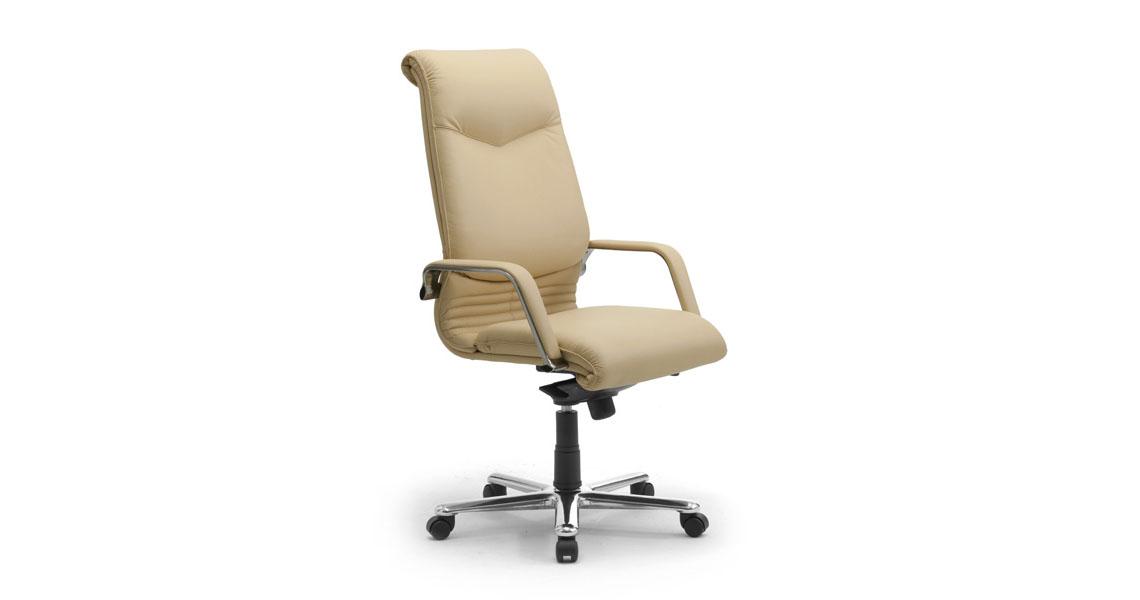 Sedie dirigenziali ergonomiche - Leyform