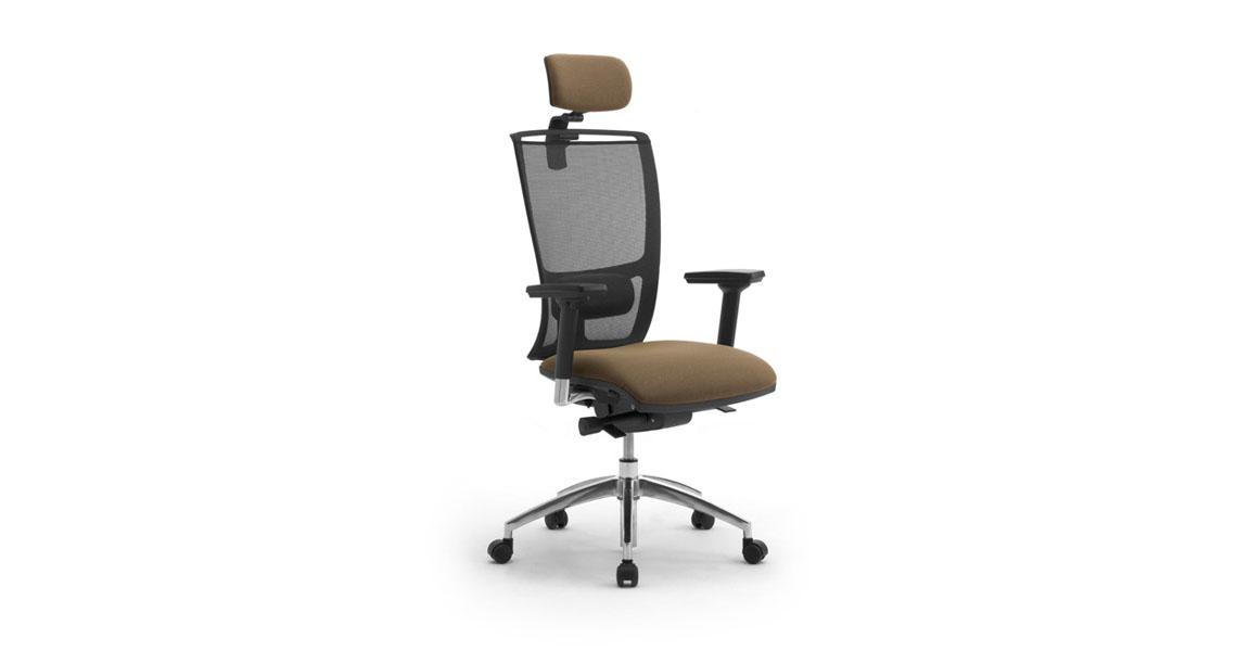 Sedie per ufficio girevoli - Leyform