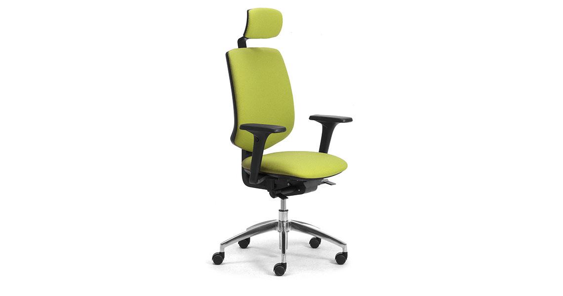 Sedie da ufficio per il mal di schiena - Leyform