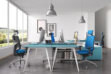 Sedie ergonomiche per il telelavoro da casa - Leyform